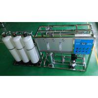 供应上海松江一吨纯水设备 水处理设备生产厂家 纯净水设备批发