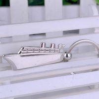 厂家直销 宝马钥匙扣真皮 精美钥匙扣 汽车广告礼品游轮钥匙扣
