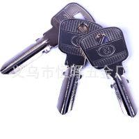 【热卖】厂家供应  新品时尚五金钥匙坯子 家具锁 办公锁