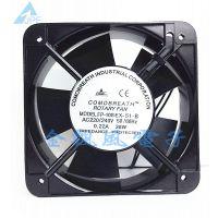 三协FP108 EX-S1-B 交流轴流风机 15050方形 AC220V滚珠 散热风扇
