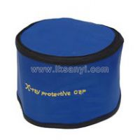 新型X射线防护产品FA10铅胶帽