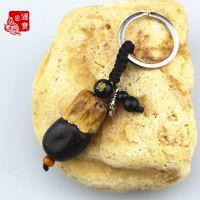 创意缅茄菩提子挂件 缅茄菩提子钥匙扣 保平安工艺品礼品
