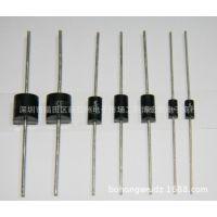 厂家直销正品瞬变抑制TVS二极管P6KE62A