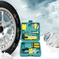 一件代发小型套8012车载维修工具包 汽车应急工具套装汽车用品