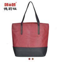 夏季新款包包2014潮流时尚休闲单肩手提包韩版复古简约女包水桶包