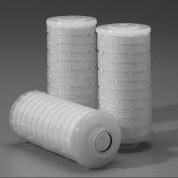 供应大直径高流量折叠滤芯,多折式折纸滤芯,线绕式过滤芯