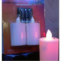 JS-3760 干电池蜡烛灯 求婚电子蜡烛 生日摆字蜡烛