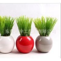 人造水草 假草 塑料草 仿真植物批发