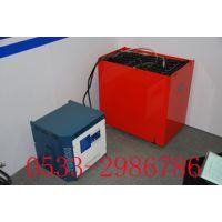 供应现代叉车HB15E/HB20E/HB25E叉车蓄电池淄博火炬公司生产天炬公司供应