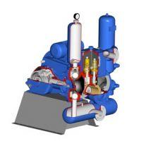 德国JOSEF EMMERIC单作用活塞隔膜泵