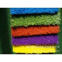 运动草坪 彩虹跑道 草高20mm 颜色多种(绿 蓝 紫 黄 等)