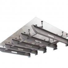 金裕 江苏 生产不锈钢雨棚梁 、镀锌钢梁、遮阳蓬钢结构 来图加工