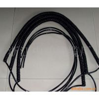 供应移动灯塔螺旋电缆,弹簧电缆,弹簧线,弹弓线