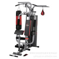 艾威GM6550豪华综合训练器械单人站,家用正品  实物图