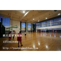 运动地板厂家品牌-打造专业体育实木地板