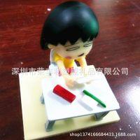 厂家来图定做注塑公仔 动漫手办摆件 塑胶公仔玩具可做模具