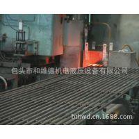 抽油杆制造设备—450吨石油抽油杆自动锻打—机械手替代手工锻打