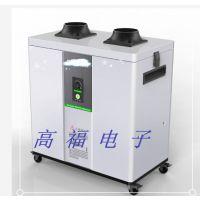 供应上海艾灸烟雾净化器烟雾净化器室内净化成套设备艾灸专用排烟机