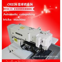 供应进口缝纫机 标准全自动花样机 RND-H1奥玲皮具电脑车 工业缝纫设备