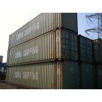 供应13.7米超长超高大容积二手报废集装箱/二手四十五英尺集装箱(45HC)