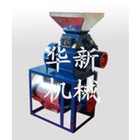石磨面粉机磨面机设备 全自动小麦磨面机 华新磨玉米面机器