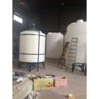 全新进口聚乙烯PE塑料大型搅拌设备耐酸抗碱耐用 防腐化工搅拌罐