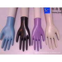 上海供应一次性手部防护丁晴手套 颜色多选 防尘手套