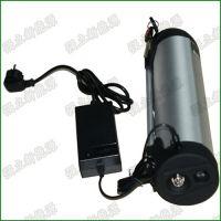 电动自行车锂电池24V 11000mAh水壶款锂电池组