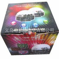 舞台灯 激光灯 迷你LED水晶魔球 KTV酒吧灯 带MP3功能