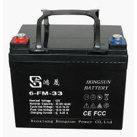 供应12V33AH 太阳能 免维护胶体蓄电池