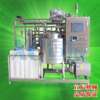 厂家直销前处理杀菌设备 板式灭菌机组 板式超高温灭菌机