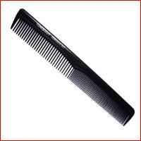 【精品推荐】碳纤耐高温实用梳子/美发必备剪发梳厂家直销