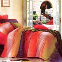 供应贝特尔家纺 床单四件套 超柔磨毛保暖 床上用品 卢浮香颂