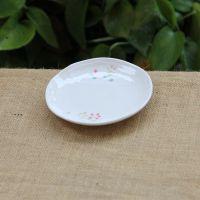 【清仓特价】zakka日韩家居 日本大创餐具 无印良品小花陶瓷菜碟