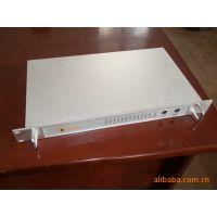 高精度数控生产豪华铝合金1U机箱