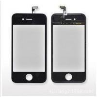 全新原装 苹果iphone4单触摸屏 4s手机前屏 液晶屏 TP手写触控屏