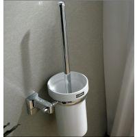 锌合金马桶刷 杯架 豪华卫浴用五金件 时尚马桶刷 厂家直销