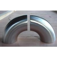 供应不锈钢45°焊接弯头 卫生级弯头