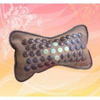 厂家直销决明子枕头荞麦薰衣草养生保健枕护颈枕芯中老人蝶形枕