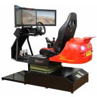 仿真赛车驾驶模拟器动感赛车新型潮流的外观设计