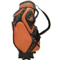 供应供应高级定制高尔夫球包球袋 直供高尔夫球会球队可绣花队员名字