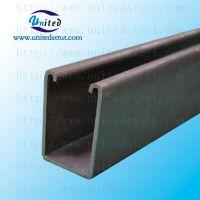 桥架支撑支架C型钢热镀锌C型钢通道-广州13539971066