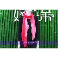 山东竹纤维围巾好兰朵时尚围巾