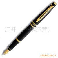 正品 威迪文 权威钢笔 纯黑丽雅 金夹钢笔 墨水笔 威迪文笔