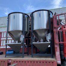 原厂价出售 立式搅拌机 干粉混合机 专业不锈钢制作