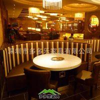 订做KTV沙发 餐厅卡座沙发 西餐厅 茶餐厅沙发 时尚