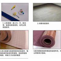 供应时尚超廉款式地板胶,抗菌,防震皮革合成PVC垫