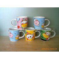 生产供应 异型陶瓷马克杯(卡通 圣诞  迪士尼)