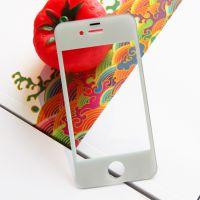 异型手机钢化玻璃加工I9300 N7100 苹果面板 触摸屏玻璃