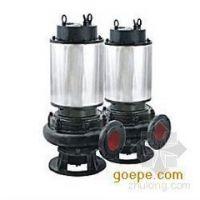 WQD全不锈钢污水污物潜水电泵销售安装,污水泵维修电话
